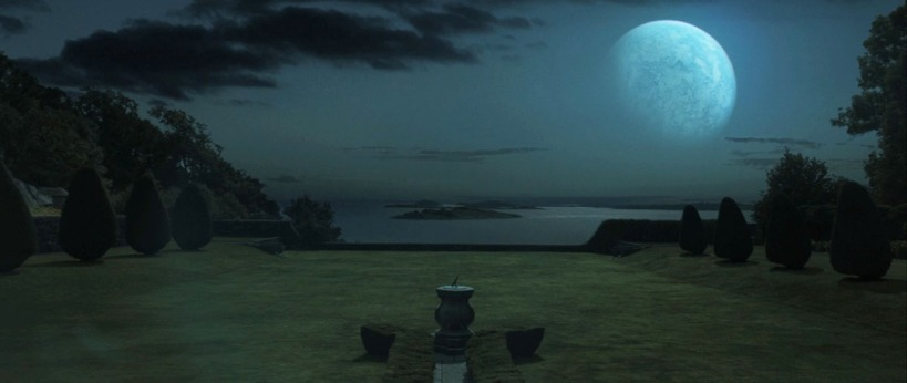 The final scene from disaster drama Melancholia