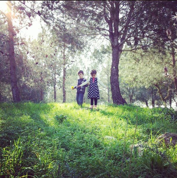 kids forest jan 2013
