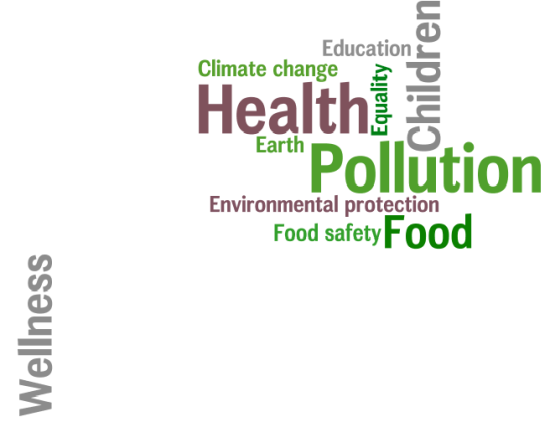 Policy wordle