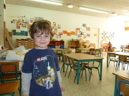 January 2011, at Gan on Kibbutz Hannaton
