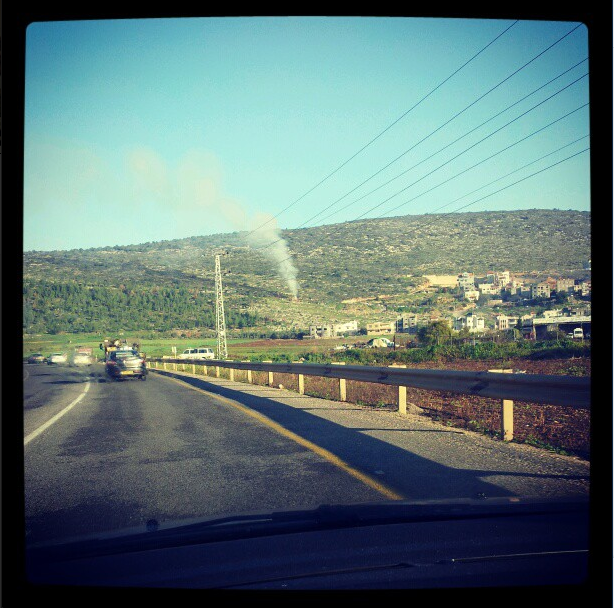 smoke in kfar manda