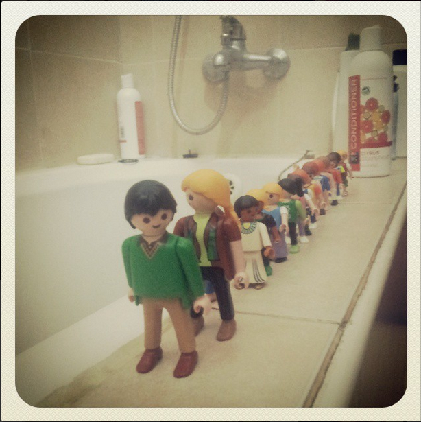 playmobil parade