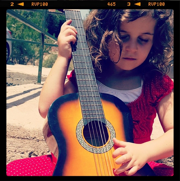 annabel guitar may 2014